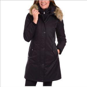 Madison Expedition Parka Coat Hooded Jacket    NWT